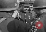 Image of Russian troops Germany, 1945, second 4 stock footage video 65675045008