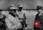 Image of General Albert Kesselring Italy, 1944, second 11 stock footage video 65675045009