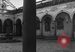 Image of Monte Cassino Abbey Italy, 1944, second 6 stock footage video 65675045010