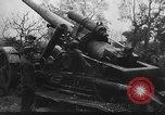 Image of Krupp 17 cm Kanone 18 guns Italy, 1944, second 6 stock footage video 65675045014