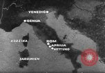 Image of Destroyed Allied armor Nettuno Italy, 1944, second 1 stock footage video 65675045020