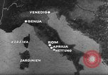 Image of Destroyed Allied armor Nettuno Italy, 1944, second 2 stock footage video 65675045020