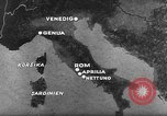 Image of Destroyed Allied armor Nettuno Italy, 1944, second 6 stock footage video 65675045020