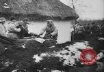 Image of German rocket artillery and Soviet prisoners Kirovohrad Ukraine, 1944, second 7 stock footage video 65675045026