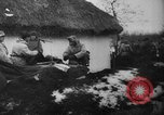 Image of German rocket artillery and Soviet prisoners Kirovohrad Ukraine, 1944, second 9 stock footage video 65675045026