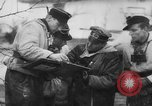 Image of German rocket artillery and Soviet prisoners Kirovohrad Ukraine, 1944, second 12 stock footage video 65675045026