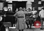 Image of Allied officers Europe, 1917, second 12 stock footage video 65675045028
