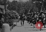 Image of Allied officers Europe, 1917, second 9 stock footage video 65675045029