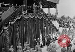 Image of French Marshall Philippe Petain dedicates American Monument Montfaucon France, 1937, second 8 stock footage video 65675045031