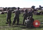 Image of American 3rd Corps Artillery Brigade Chicago Illinois USA, 1968, second 7 stock footage video 65675045046