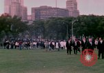 Image of Democratic National Convention 1968 protests and demonstrators Chicago Illinois USA, 1968, second 9 stock footage video 65675045053