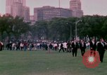Image of Democratic National Convention 1968 protests and demonstrators Chicago Illinois USA, 1968, second 10 stock footage video 65675045053