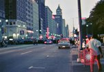 Image of police Chicago Illinois USA, 1968, second 4 stock footage video 65675045054