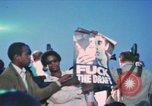 Image of demonstrators Chicago Illinois USA, 1968, second 1 stock footage video 65675045055