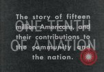 Image of African Americans United States USA, 1939, second 10 stock footage video 65675045064