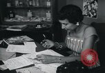 Image of Olivia Parks Stanford Harlem New York City USA, 1950, second 12 stock footage video 65675045067