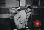 Image of African American businessman, Andrew Means Gary Indiana USA, 1955, second 3 stock footage video 65675045071