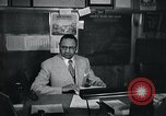 Image of African American businessman, Andrew Means Gary Indiana USA, 1955, second 5 stock footage video 65675045071