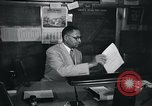 Image of African American businessman, Andrew Means Gary Indiana USA, 1955, second 8 stock footage video 65675045071