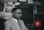 Image of African American businessman, Andrew Means Gary Indiana USA, 1955, second 12 stock footage video 65675045071