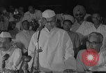 Image of Lal Bahadur Shastri India, 1966, second 2 stock footage video 65675045076