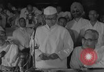 Image of Lal Bahadur Shastri India, 1966, second 6 stock footage video 65675045076