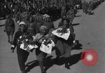 Image of Soviet troops leaving Iran Iran, 1945, second 7 stock footage video 65675045078