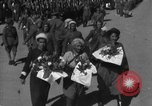 Image of Soviet troops leaving Iran Iran, 1945, second 8 stock footage video 65675045078
