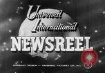 Image of Earl Warren United States USA, 1953, second 3 stock footage video 65675045084