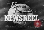 Image of Earl Warren United States USA, 1953, second 4 stock footage video 65675045084
