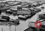 Image of typhoon Japan, 1953, second 10 stock footage video 65675045087