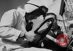 Image of safety steering wheel France, 1953, second 8 stock footage video 65675045088