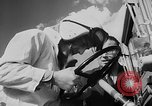 Image of safety steering wheel France, 1953, second 9 stock footage video 65675045088