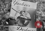 Image of 1953  world Series NY Yankees vs Brooklyn Dodgers New York United States USA, 1953, second 8 stock footage video 65675045090
