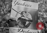 Image of 1953  world Series NY Yankees vs Brooklyn Dodgers New York United States USA, 1953, second 9 stock footage video 65675045090