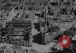 Image of ruins Germany, 1945, second 5 stock footage video 65675045091