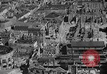Image of ruins Germany, 1945, second 8 stock footage video 65675045091
