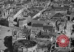 Image of ruins Germany, 1945, second 10 stock footage video 65675045091