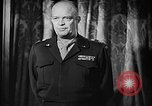 Image of General Dwight Eisenhower United States USA, 1945, second 7 stock footage video 65675045092