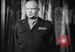 Image of General Dwight Eisenhower United States USA, 1945, second 8 stock footage video 65675045092