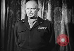 Image of General Dwight Eisenhower United States USA, 1945, second 9 stock footage video 65675045092