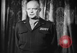 Image of General Dwight Eisenhower United States USA, 1945, second 10 stock footage video 65675045092