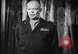 Image of General Dwight Eisenhower United States USA, 1945, second 11 stock footage video 65675045092