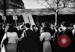 Image of communist May Day parades Paris and Berlin East Germany Europe, 1950, second 12 stock footage video 65675045097