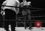 Image of professional wrestling match Cleveland Ohio USA, 1950, second 12 stock footage video 65675045098