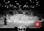 Image of skaters Paris France, 1950, second 4 stock footage video 65675045099