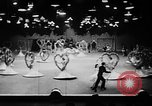 Image of skaters Paris France, 1950, second 6 stock footage video 65675045099