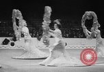 Image of skaters Paris France, 1950, second 7 stock footage video 65675045099