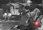 Image of scenes of Indian people at work, school and worship India, 1946, second 10 stock footage video 65675045102