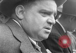 Image of Mayor Fiorello LaGuardia New York City USA, 1934, second 1 stock footage video 65675045105